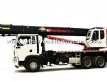 White Color Foton Truck Crane