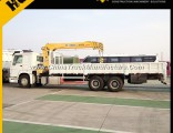 Dongfeng 10 Ton Truck Mounted Remote Control Crane