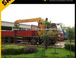 Dongfeng 6X4 16 Ton Knuckle Boom Truck Mounted Crane