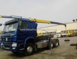 HOWO Truck Chassis 12ton Truck Mounted Crane