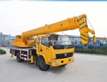 Mini Mobile Telescopic Boom Truck Crane Suppliers with Rich Experience