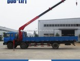 Chinese Telescopic Boom Mobile Crane Truck