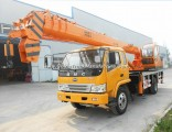 Fully Hydraulic Telescopic System Mobile Truck Crane