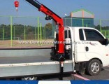 Knuckle Boom Pickup Truck Crane with Ce Certification