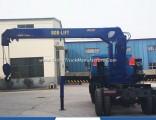 Pickup Truck Hydraulic Crane Winches Cranes for Sale