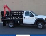 Mobile Mini Pickup Truck Crane for Sale