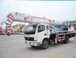 BMC/T-King/Dongfeng 12 Ton Truck Crane for Construction Building
