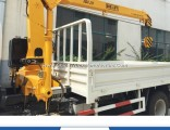 Price Hydraulic Crane Telescopic Boom Truck Crane