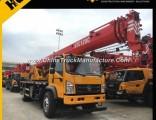 80 Ton Truck Crane Sany Mobile Crane Stc800s for Sale