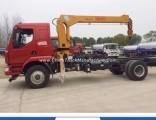 Hydraulic Mobile Boom Crane Truck in Dubai