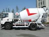 2016 China New 6cbm Concrete Mixer Truck Factory Price