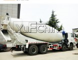 Good Quality 8 Cubic Meters Concrete Mixer Truck for Sale