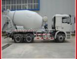 3/4cbm 5/6/8 Cubic Meters 4X2 Small Concrete Mixer Truck