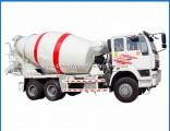 Portable Concrete Mixer Machine 8 Cubic Meters Concrete Mixer Truck Price