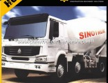 HOWO 336HP 10 Cubic Meters Concrete Mixer Truck for Sale