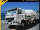 Sinotruk HOWO 6X4 10 Wheeler 12m3 Concrete Mixer Truck