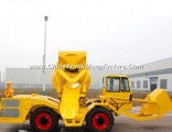 Automatic Self Propelled Concrete Mixing Truck