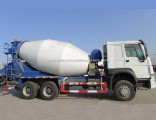 Brand New HOWO 10 Cubic Meters Concrete Mixer Truck