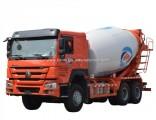 Sinotruk HOWO 6X4 12 Cubic Meters Euro3 Concrete Mixer Truck