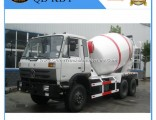 Dongfeng 6X4 6/8/10 Cubic Meters Concrete Mixer Truck