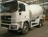 Stock 10 Cubic Meter F2000 Shacman 6X4 Mixer Truck