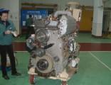 533kw Water Cooling Cummins Diesel Generator Engine Ktaa19-G5
