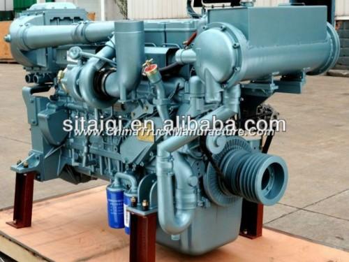 Sinotruk Wd615 68c Steyr Marine Engine Use for Boat/Ship