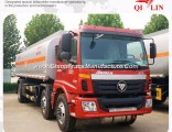 25cbm Left Hand Drive Oil Tank Truck for Gasoline Loading
