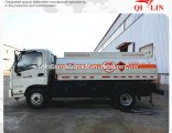 Foton 4X2 5000 Liters Oil Tank Truck for Asian Market