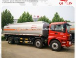 Foton Auman 6X2 25cbm Oil Fuel Tank Truck for Sale