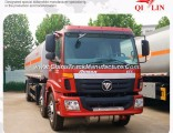 3 Compartments Euro 3 Emission 25cbm Oil Fuel Tank Truck