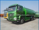Shacman M3000 10-Wheels 20m3 20000L Gasoline/Oil/Fuel Tank Truck