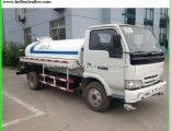 HOWO 4X2 Fuel Tank Truck 15m3 Oil Tank Truck for Sale