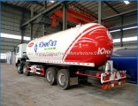 Heavy Duty HOWO 8*4 30000 Liters Oil Tank Truck 35m3 Fuel Tank Truck for Sale