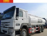 Sinotruk 15m3 Fuel Tank Truck 15000L Heavy Water Tank Truck for Sale