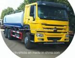 16000 - 25000 Liters Sinotruk HOWO Water Tank Truck
