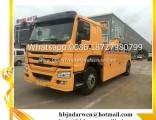 Sinotruk HOWO 16ton Heavy Duty Tow Truck Tows One