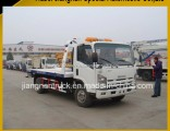 Isuzu Elf Flatbed Recovery Tow Truck
