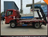 4*2 Small Flatbed Tow Trucks for Hot Sale