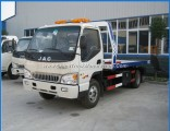 Foton 4*2 Road Recovery Truck 7tons Flatbed Tow Truck for Sale