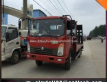 4*2 Flatbed Truck with High Quality and Cheap Price
