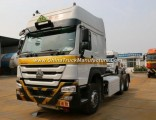 Sinotruk HOWO A7 6X4 CNG Tractor Truck
