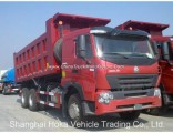 10 Wheel Sinotruk HOWO A7 Dump Truck with Low Price