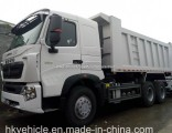 HOWO A7 10 Wheels 20 Cubic Meters 30t Dump Truck