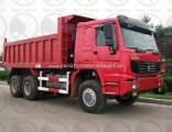 Sinotruk HOWO 6X6 371HP Dump Truck