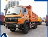 High Quality 6*4 Beiben 16 Cubic Meters Dump Truck