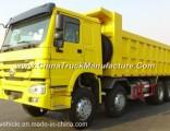 Sinotruk HOWO Tipper Hoka Dumper 8X4 Truck 371HP Dump Truck