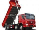 Sinotruk HOWO 8X4 Tipper Truck 371HP Dump Truck