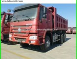 6X4 Chassis 336HP Euro2 Emission 10 Wheels Tipper Dump Truck