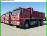 HOWO 6X4 Dump Truck Heavy Duty Tipper Truck